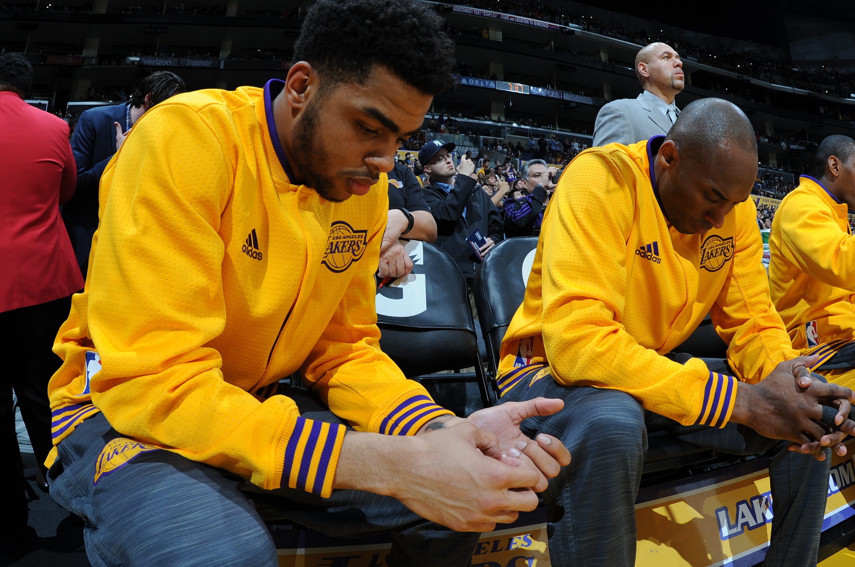 Denver Nuggets v Los Angeles Lakers