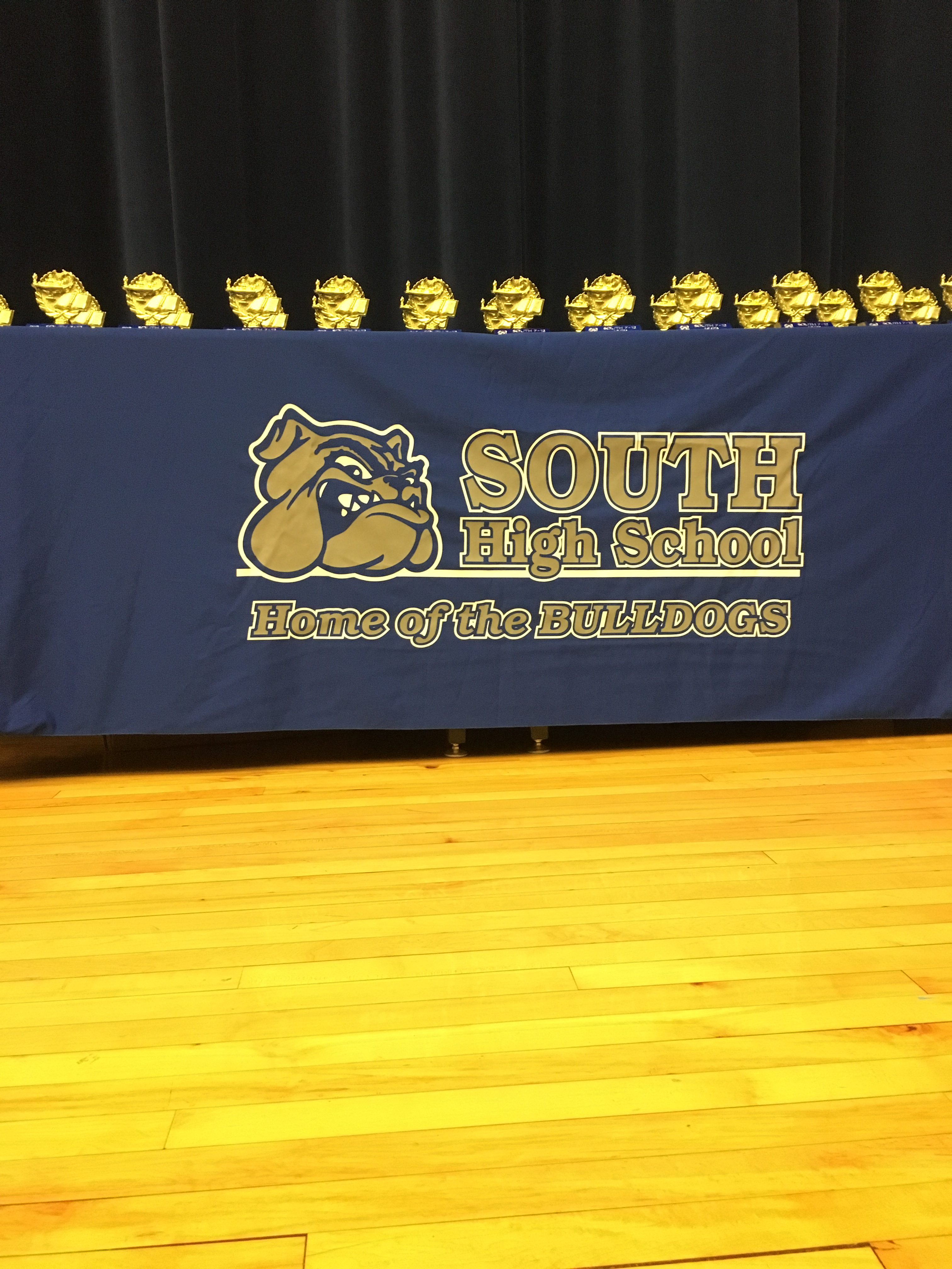 City School Tour @South High School