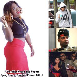 lilD's word eye heard entertainment report 5-16