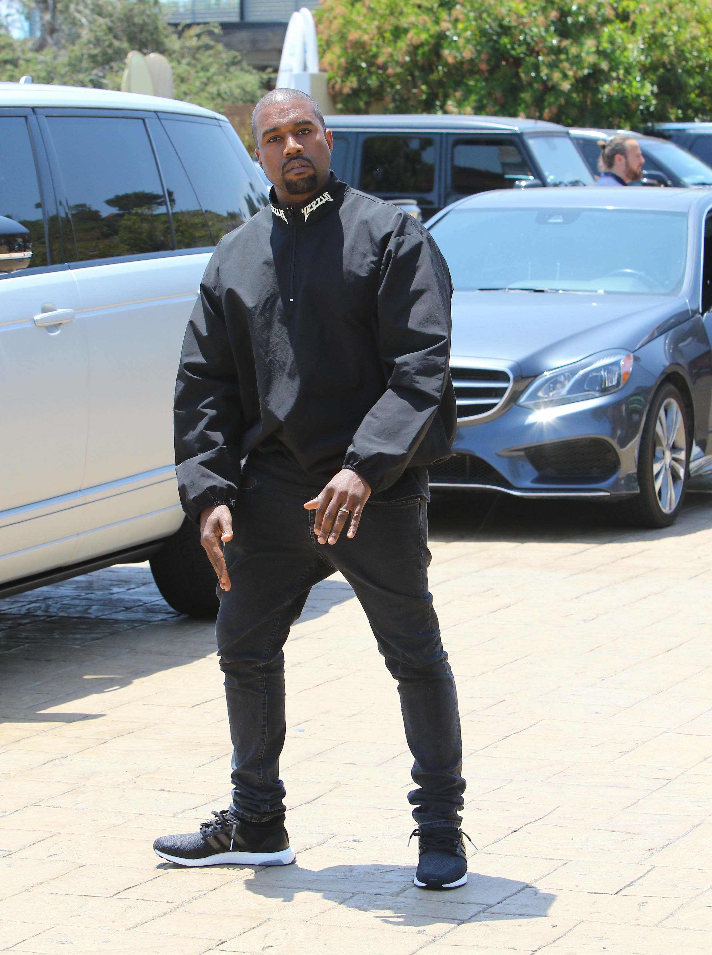 Celebrity Sightings In Los Angeles - May 29, 2016