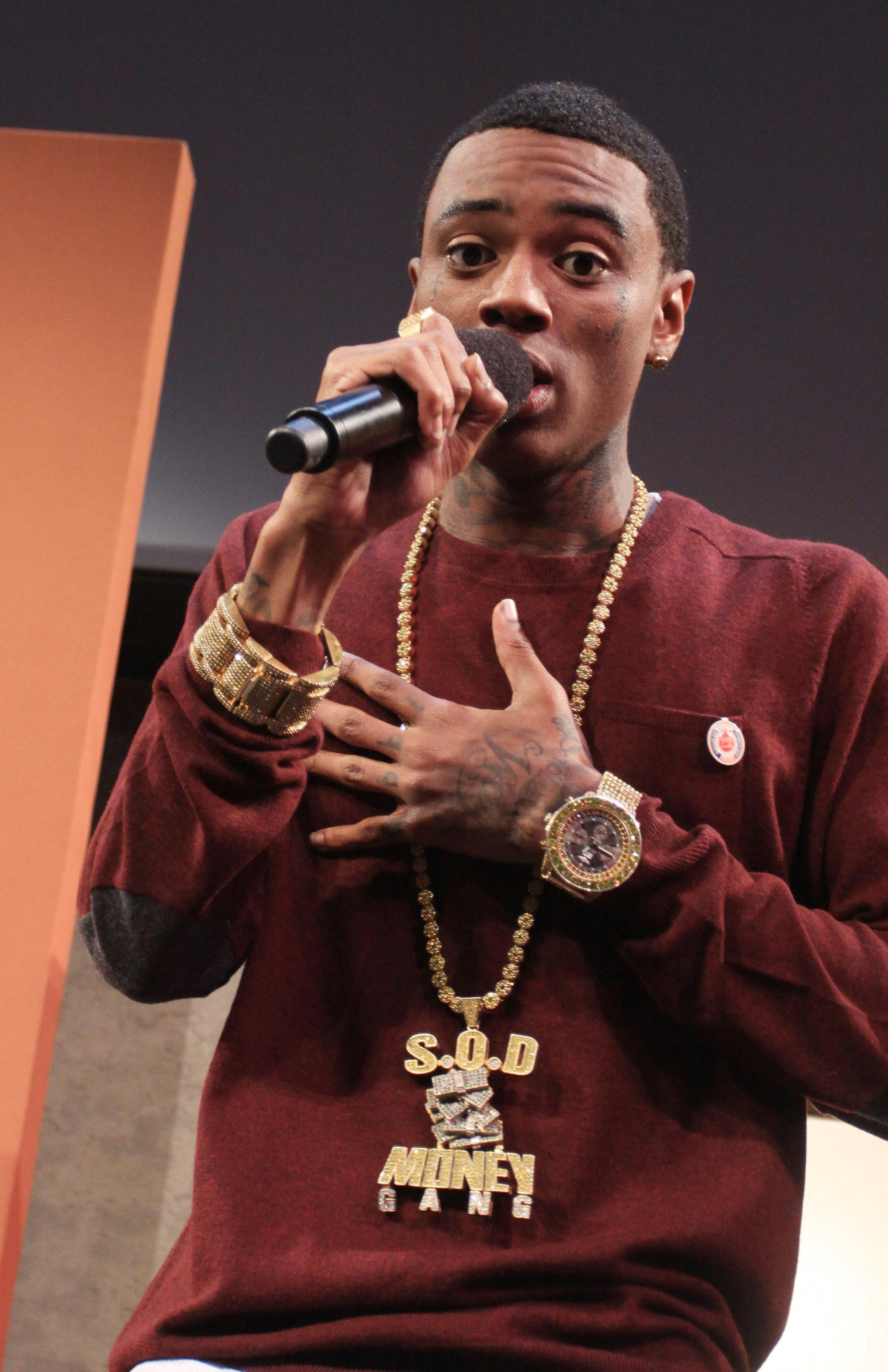 Wall Street Journal Conversations: Soulja Boy Discusses Social Media