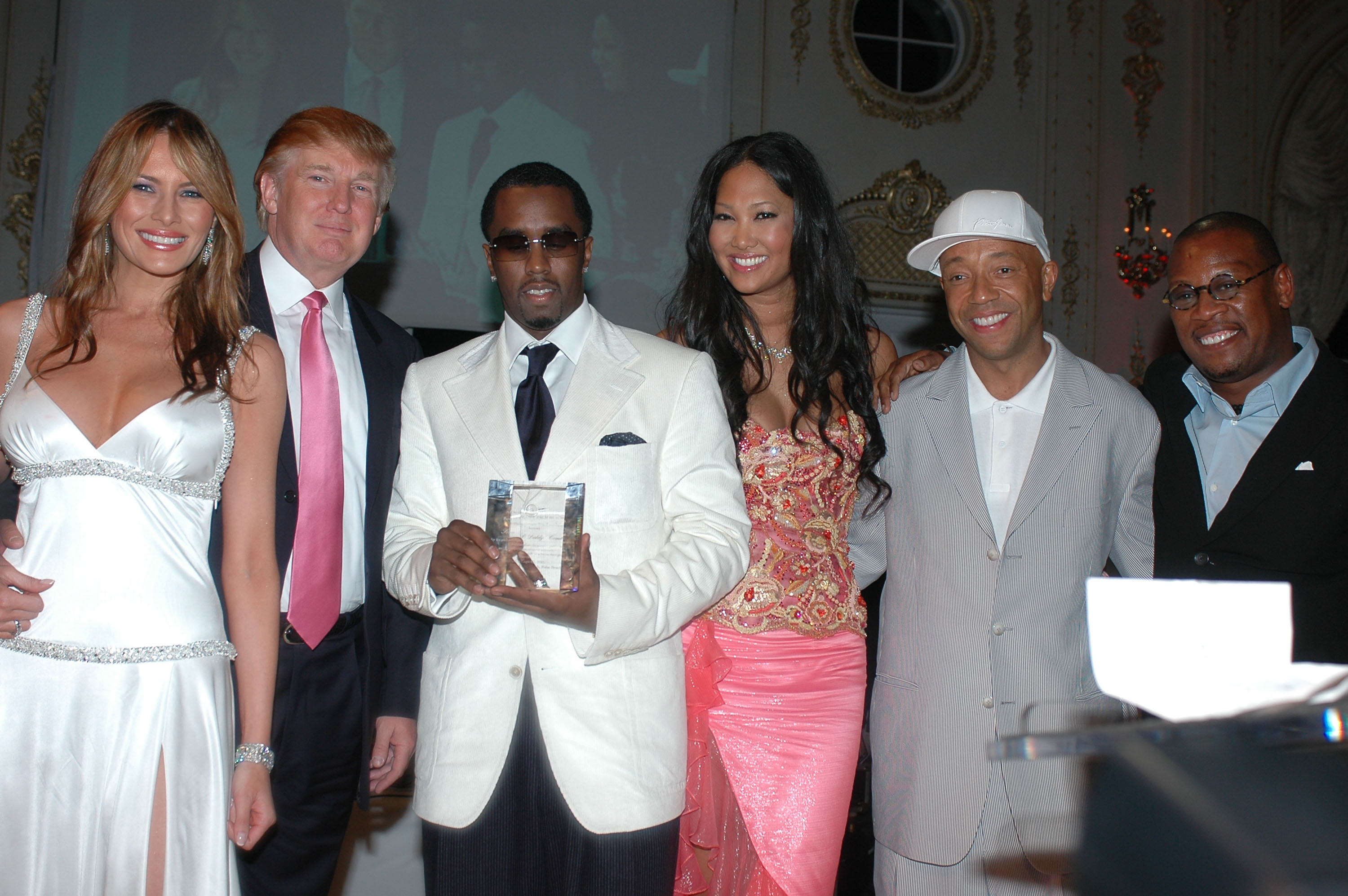 Art For Life Palm Beach Honors Sean 'P Diddy' Combs