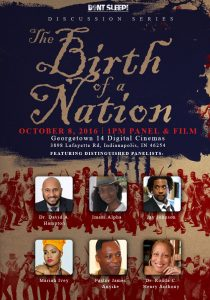 The Birth of a Nation Discussion Series 1
