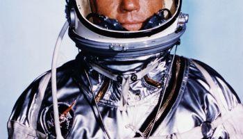 Astronaut John H. Glenn, Jr.