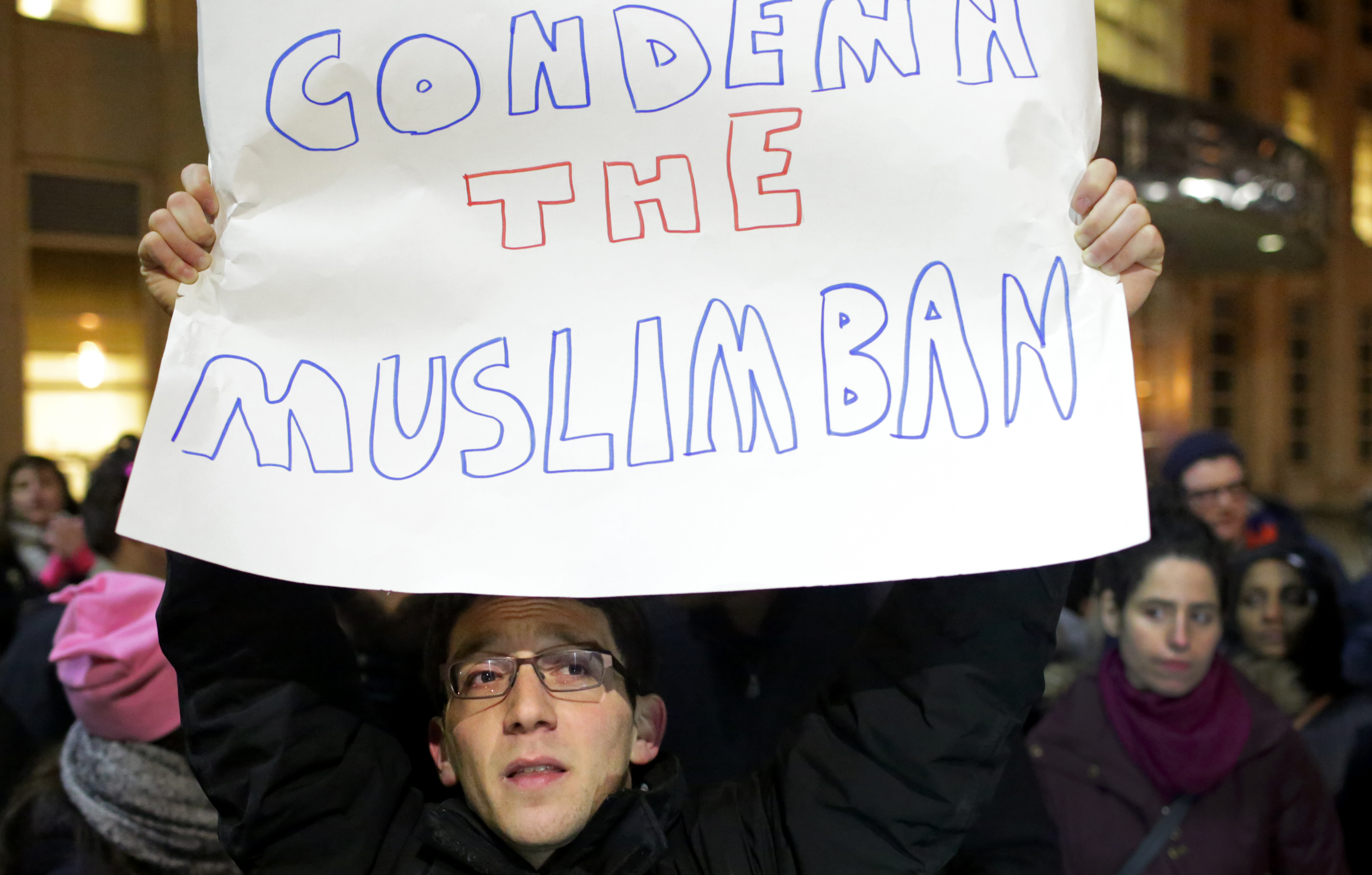 Federal Judge Hears Challenge Against Muslim Immigration Ban