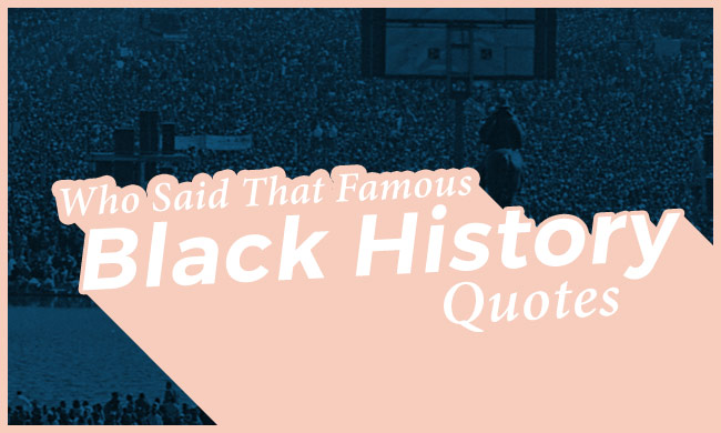 Black History Quiz Graphi
