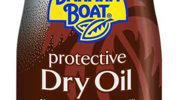 Banana Boat Dry Oil Sunscreen