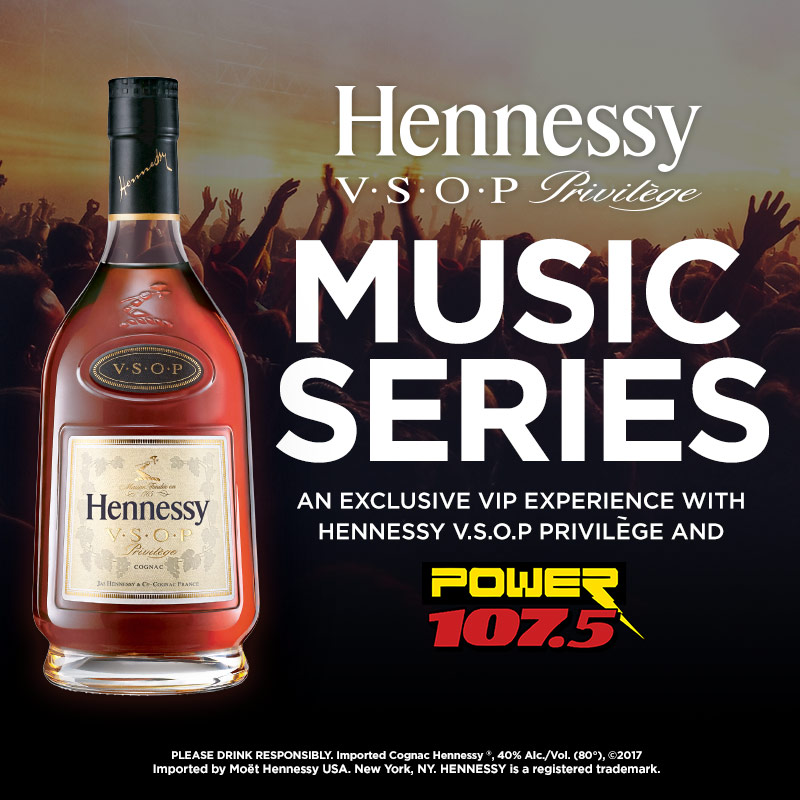Hennessy Power Mix