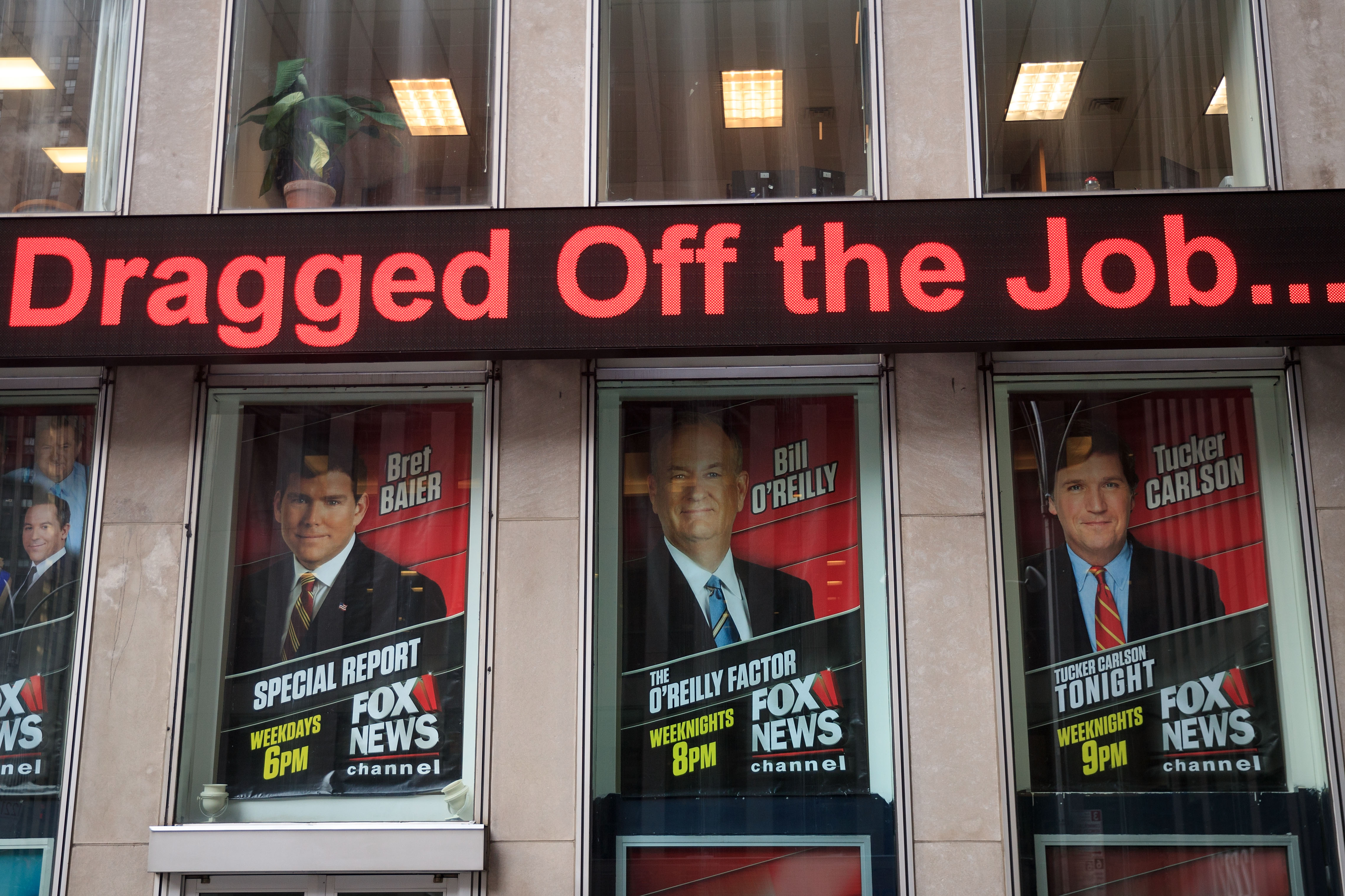 Fox News Executives Said To Be Considering Bill O'Reilly's Future With The Cable News Channel
