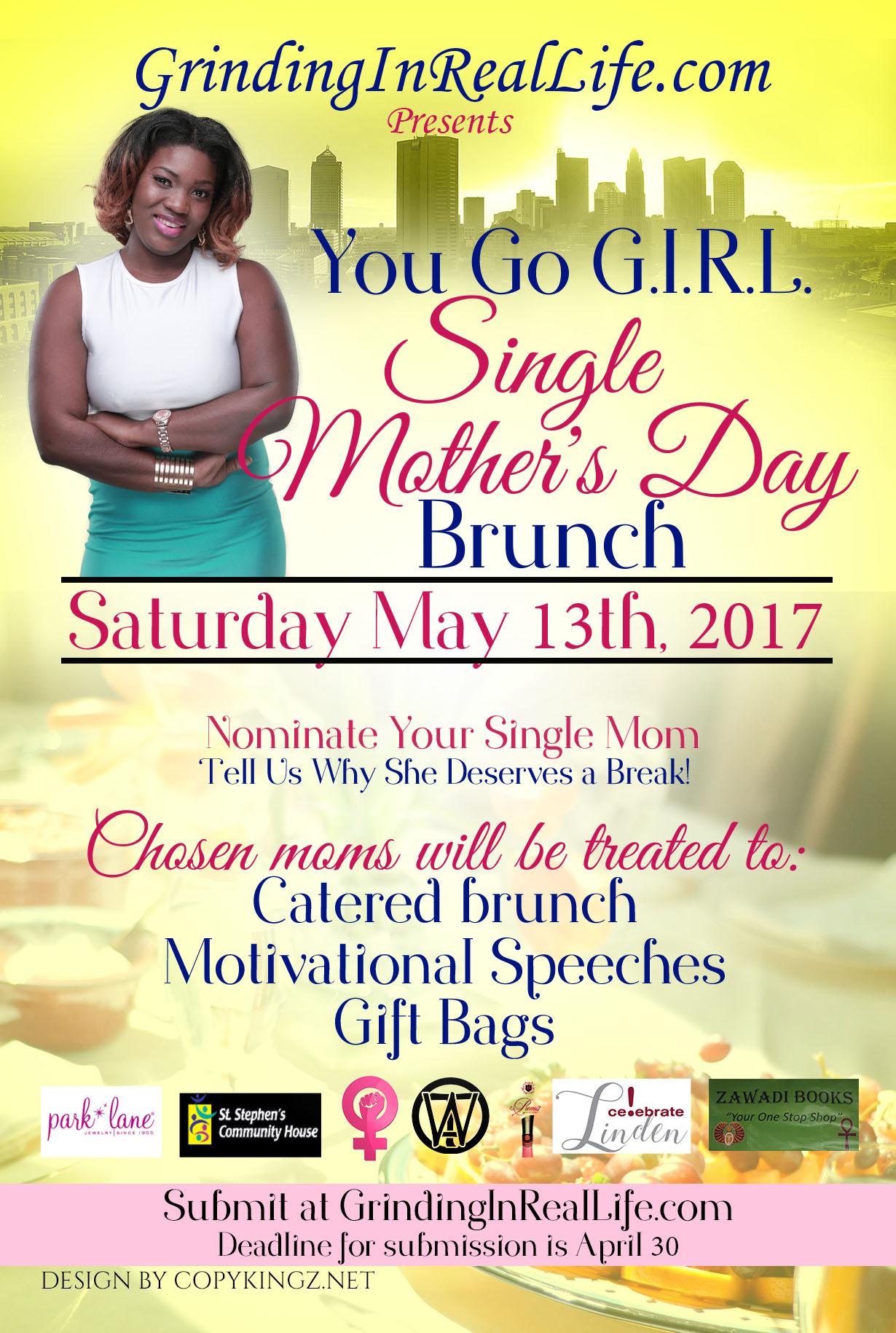 lilD Single Mother's Day Brunch