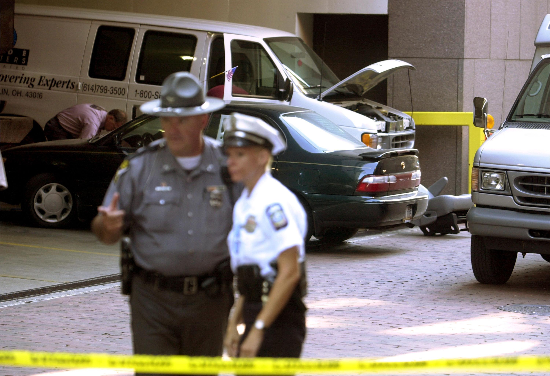 Bomb Threat in Columbus, Ohio