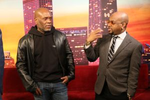 LA Reid On The Rickey Smiley Morning Show