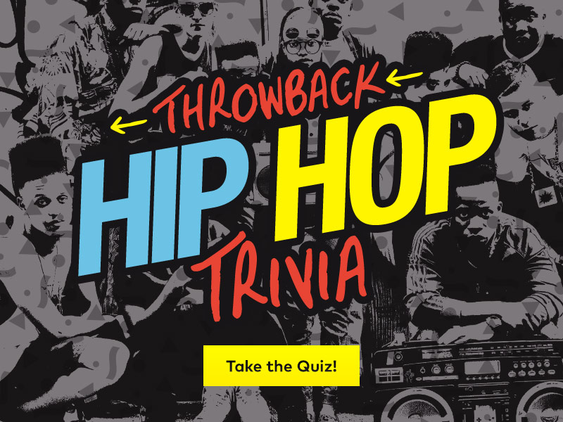 Throwback Hip Hop Trivia