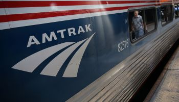 Jeh Johnson Discusses Rail Security Efforts At Washington's Union Station