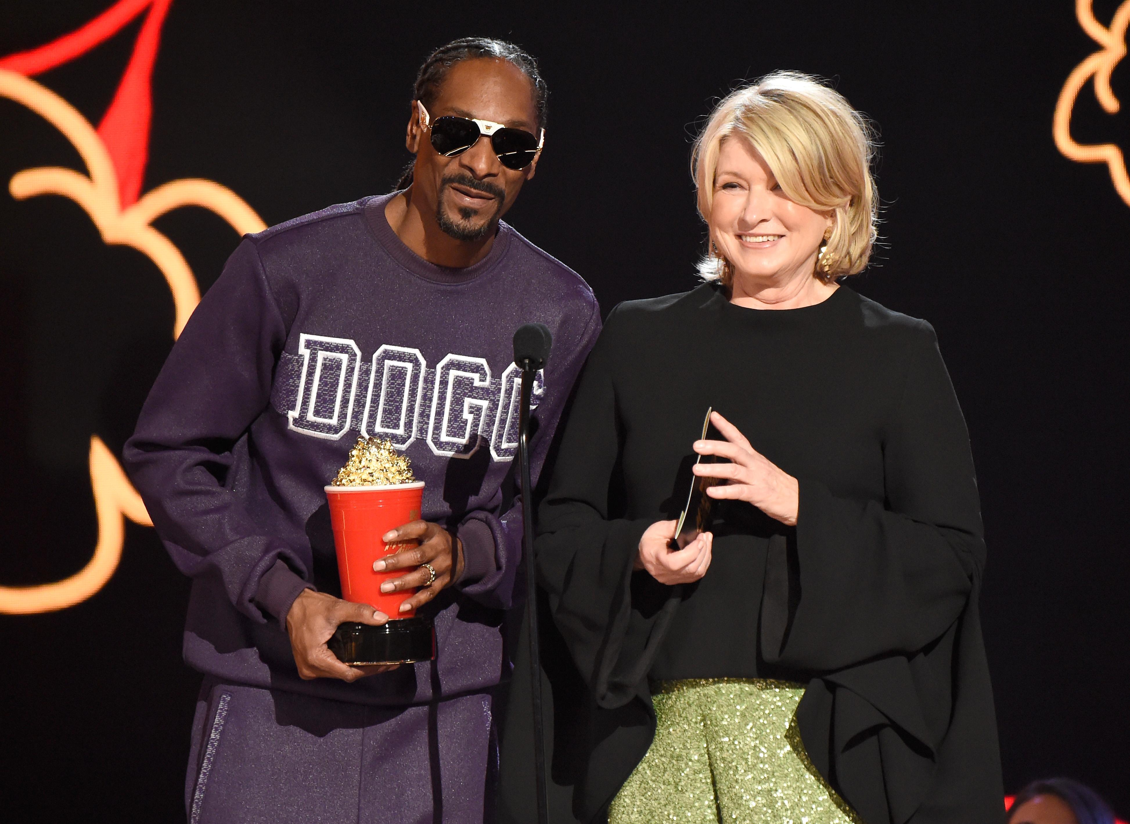 2017 MTV Movie And TV Awards - Roaming Show