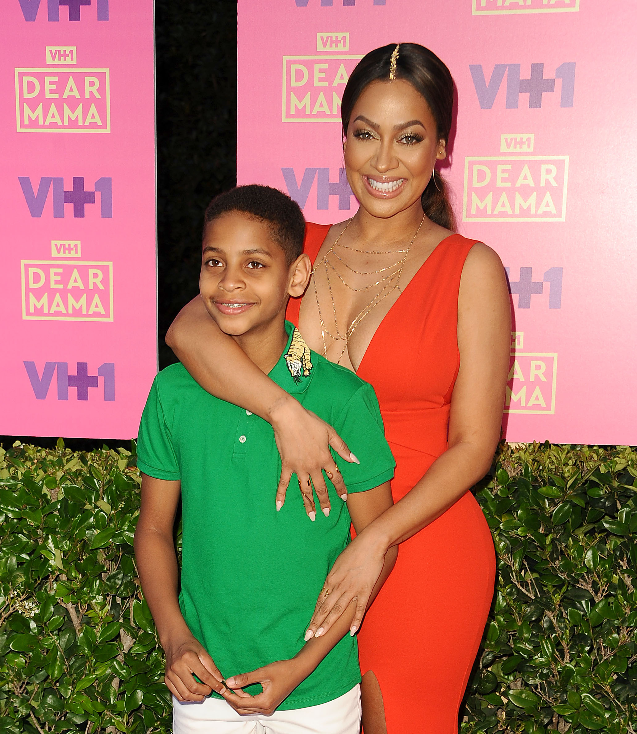 VH1's 2nd Annual 'Dear Mama: An Event To Honor Moms' - Arrivals
