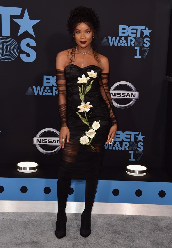 2017 BET Awards Celebrity Fashion