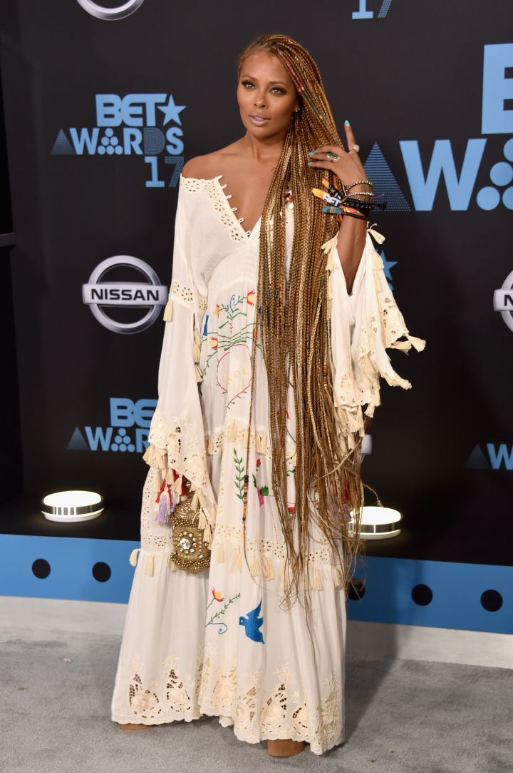 2017 BET Awards Celebrity Fashion