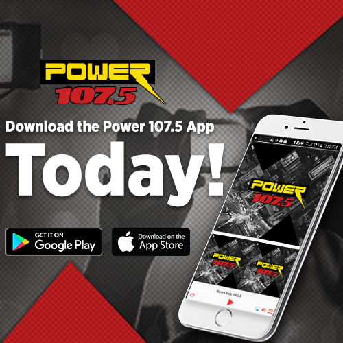 Power 107.5 Mobile App