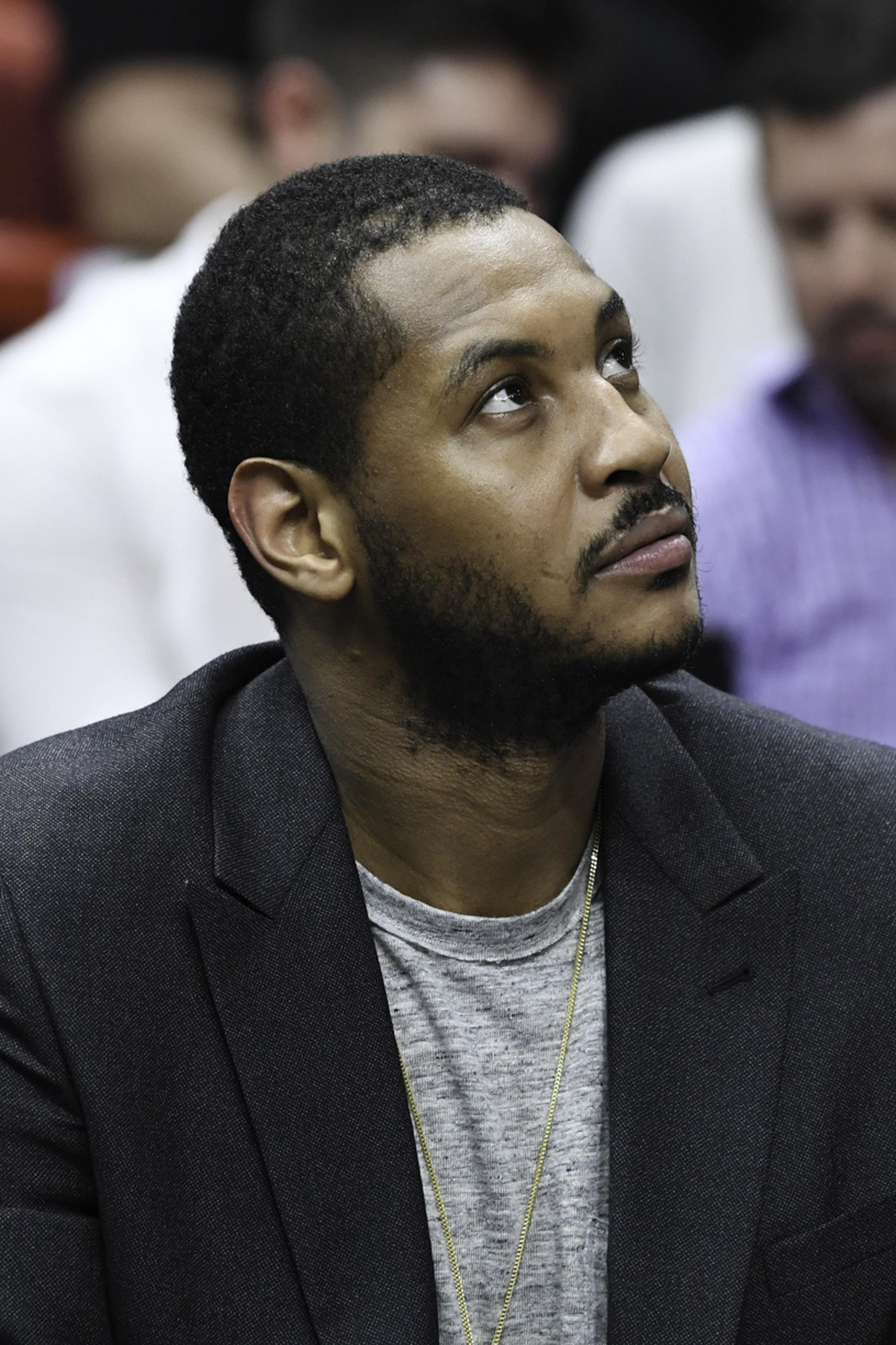 New York Knicks v Miami Heat