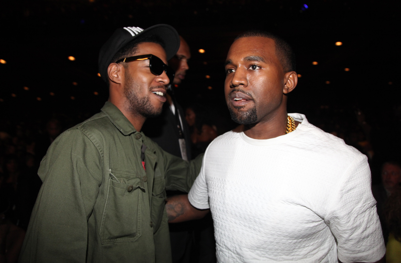 BET Awards 2012 - Inside