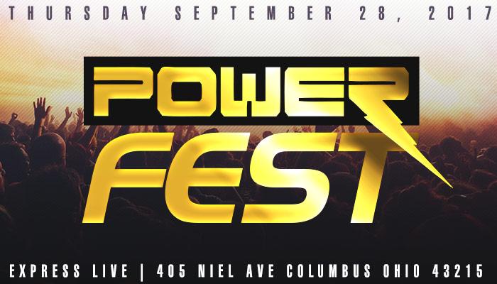 Power Fest 2017