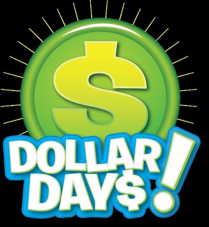 Kings Island Dollar Days