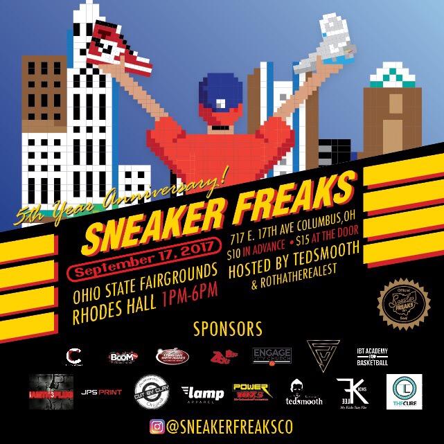 Sneaker Freaks 2017