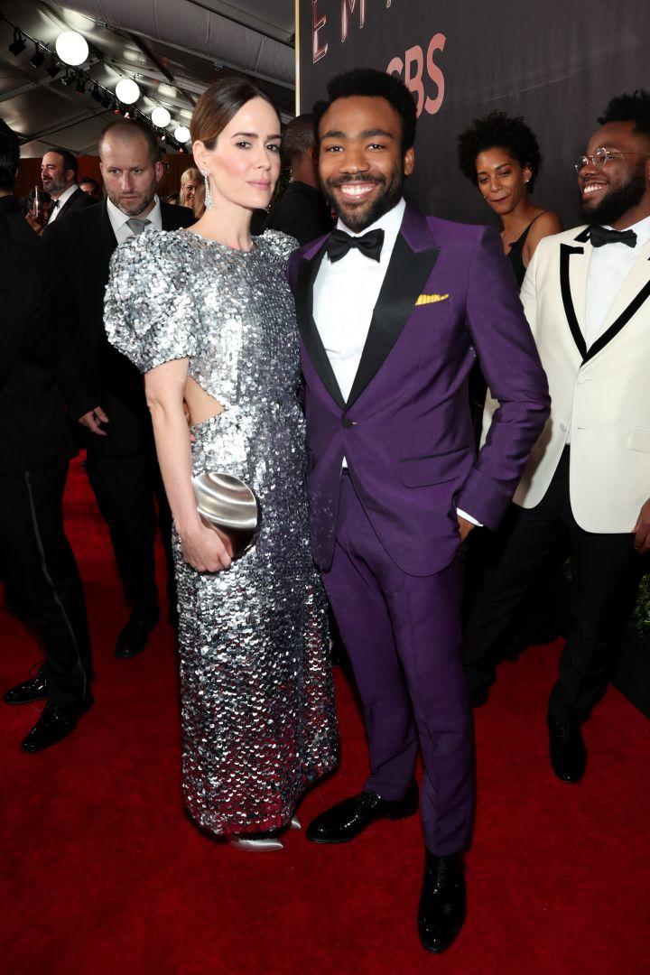 2017 Emmy Red Carpet Fashion