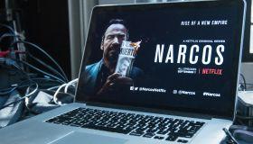 'Narcos' Season 3 New York Screening - Panel