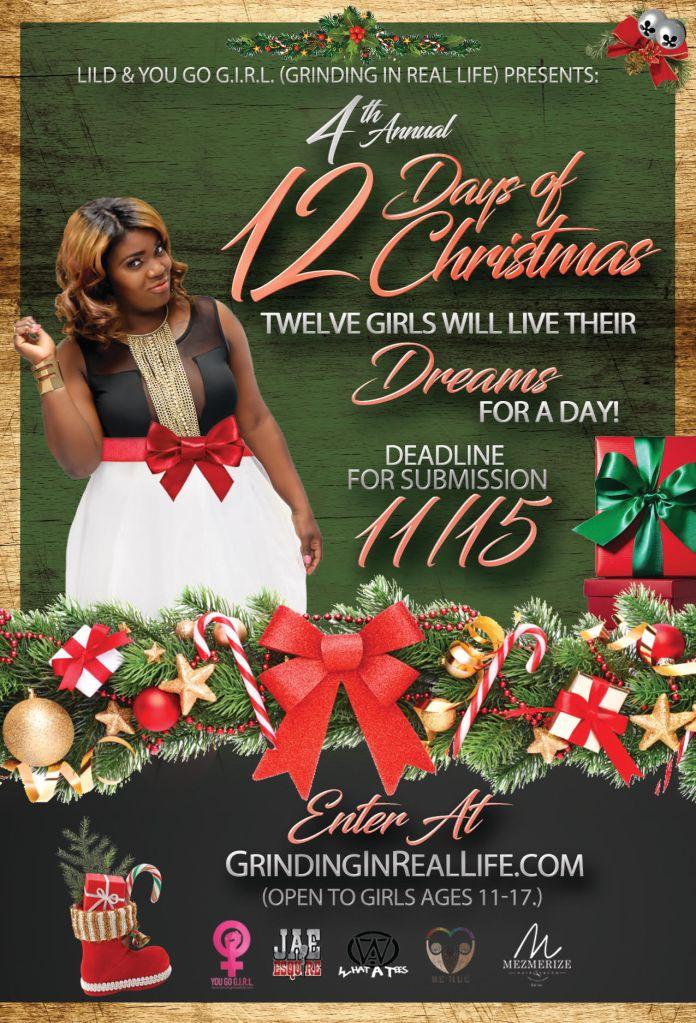 lilD 12 Days of Christmas 2017