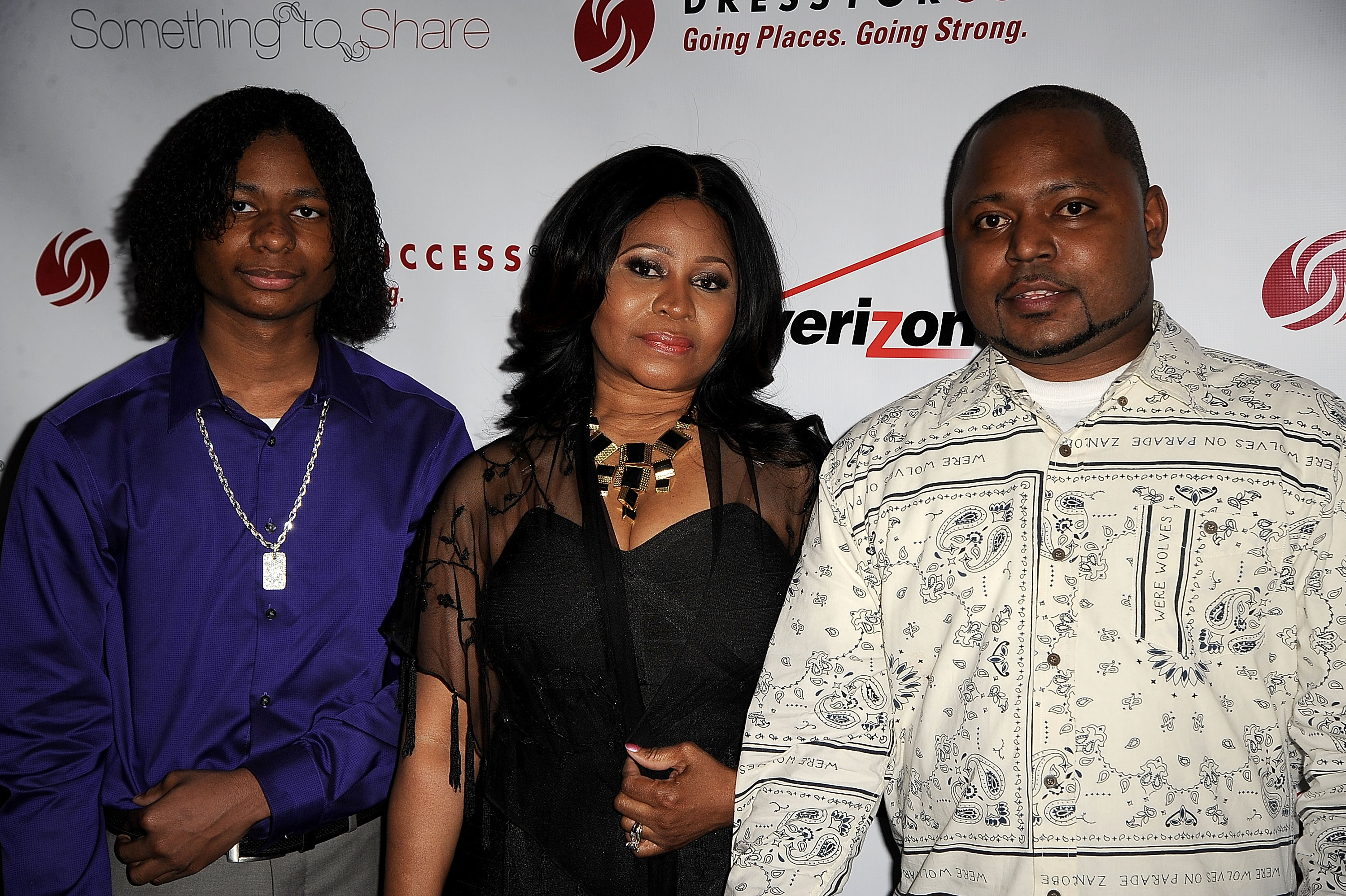 2015 Dress For Success Something To Share Gala
