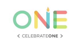 Celebrate One logo