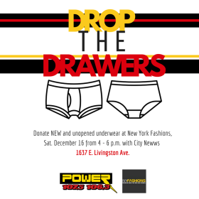 Drop The Drawers