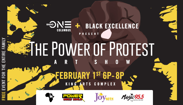 The Power of Protest Art Show