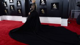 US-ENTERTAINMENT-MUSIC-GRAMMY-ARRIVALS