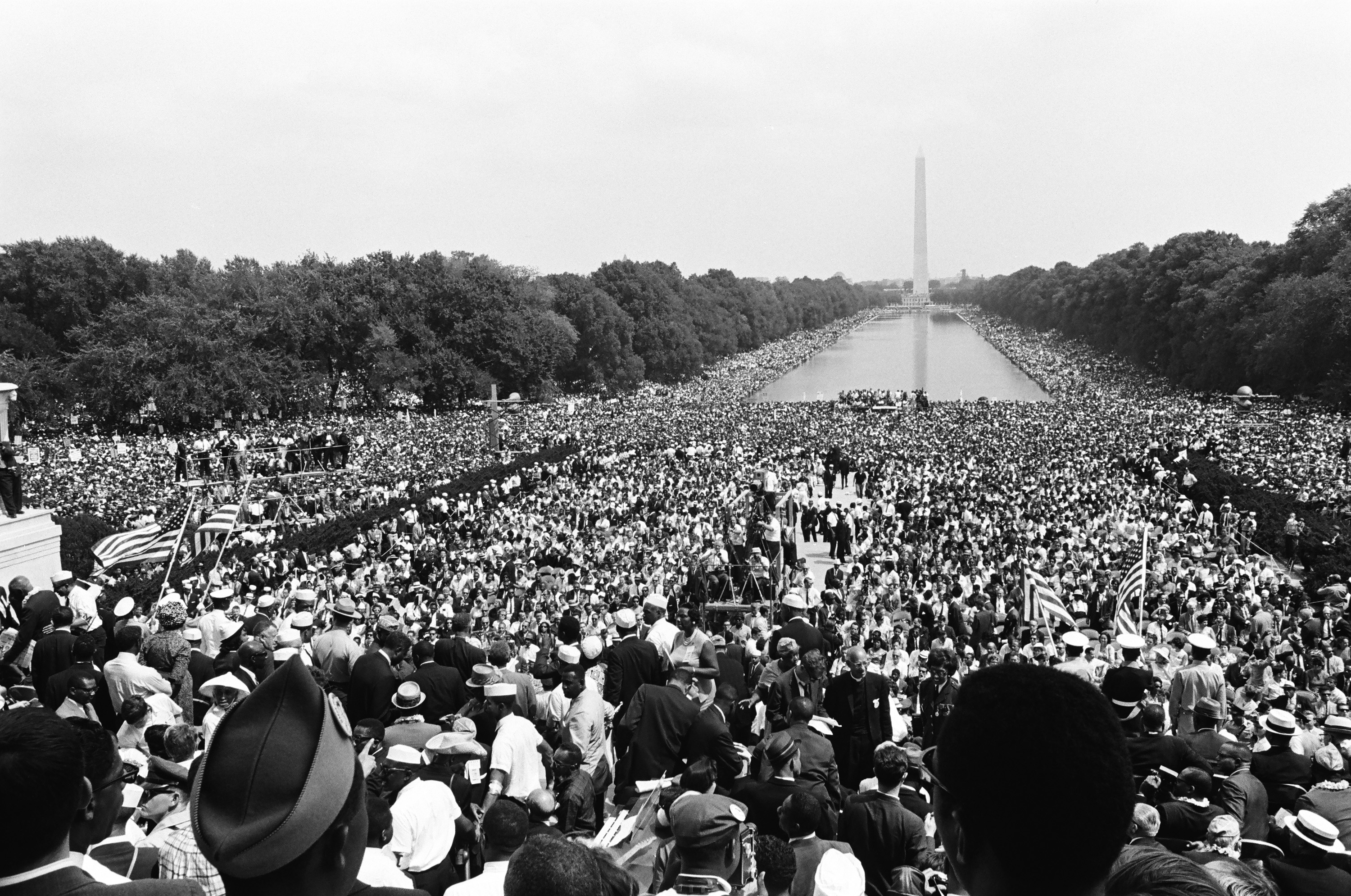 NBC News: March on Washington for Jobs and Freedom 1963