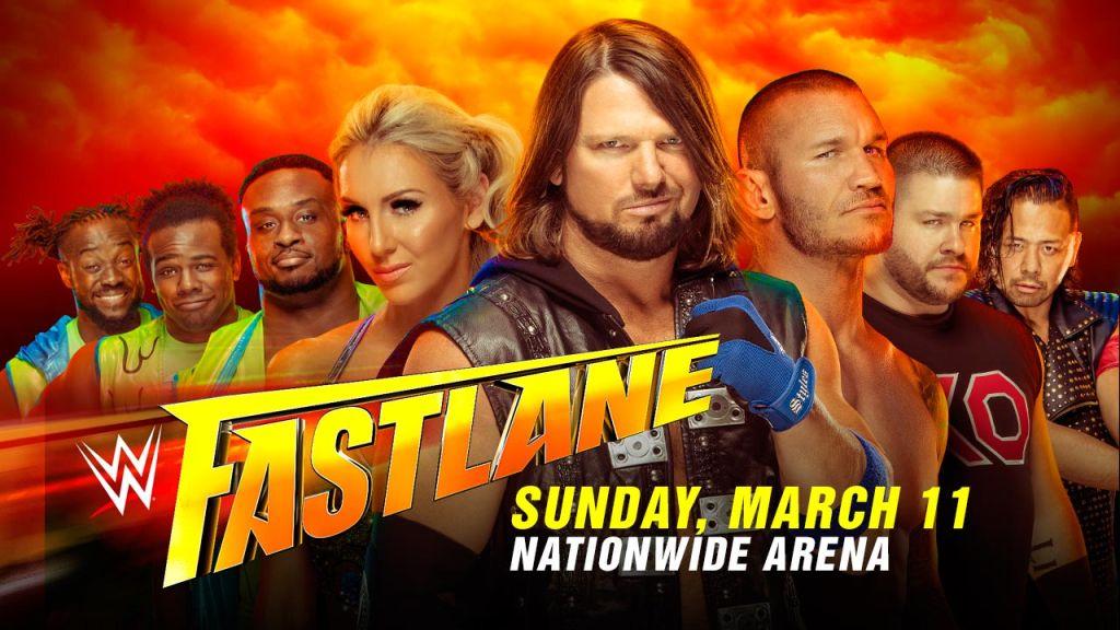 WWE Fastlane – Sunday, March 11th | Power 107.5