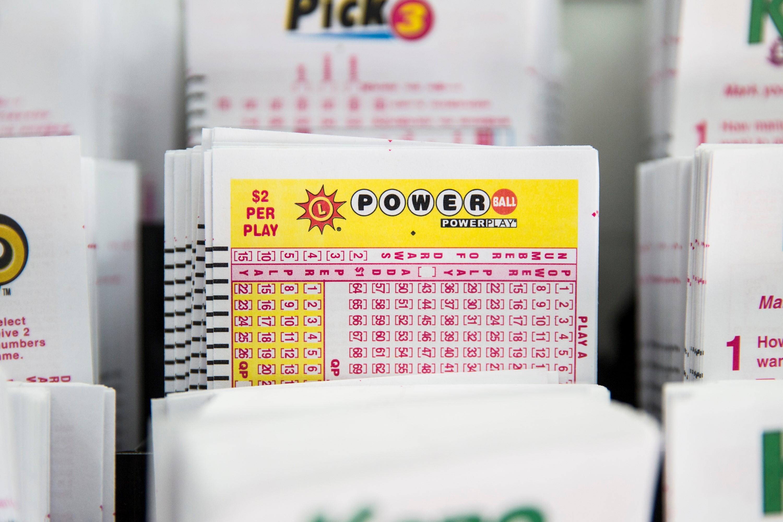 Record Powerball Lottery Jackpot
