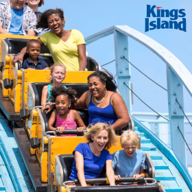 King's Island Opening Day