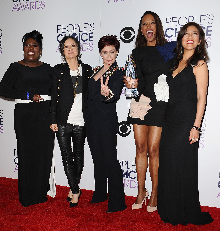 People's Choice Awards 2016 - Press Room