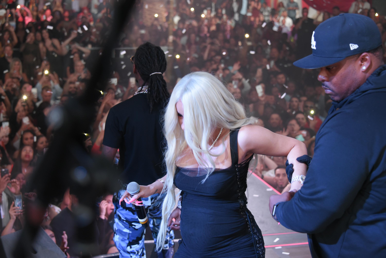 Cardi B & Migos at Drai's Nightclub 4