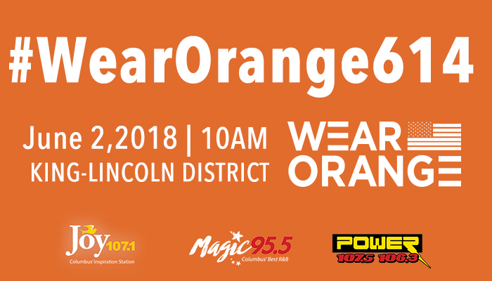 Wear Orange Rally