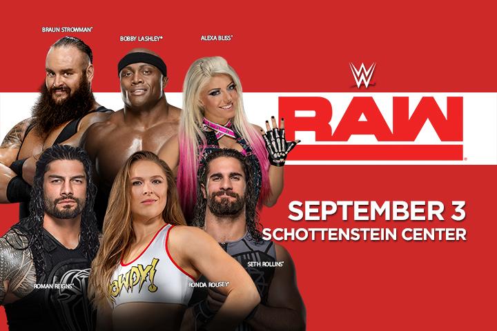 WWE Raw 2018