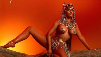 Nicki Minaj Queen artwork