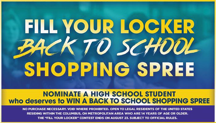 fill your locker