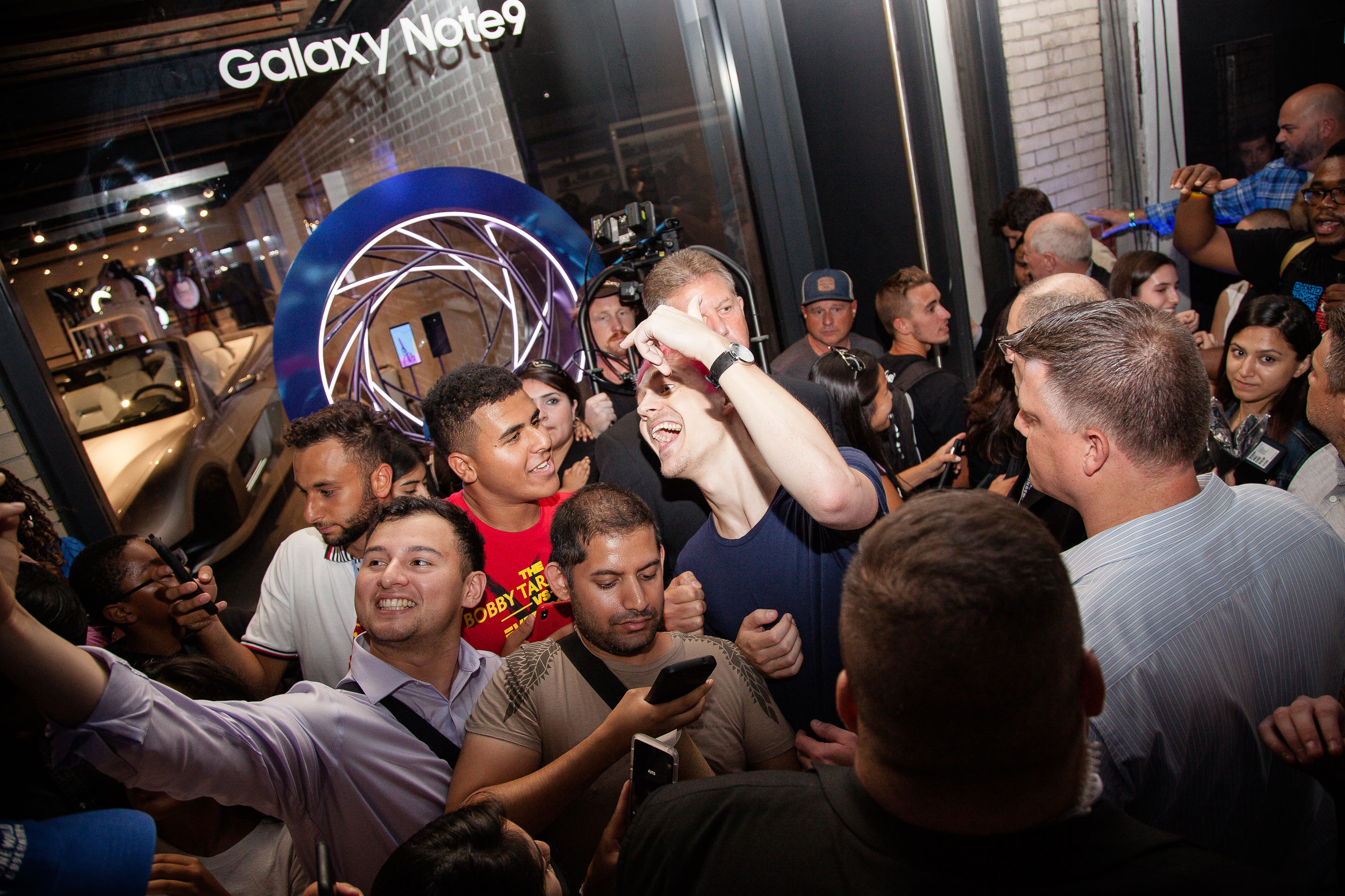 """Samsung's """"After Unpacked: An Evening for the Rest of Us"""""""