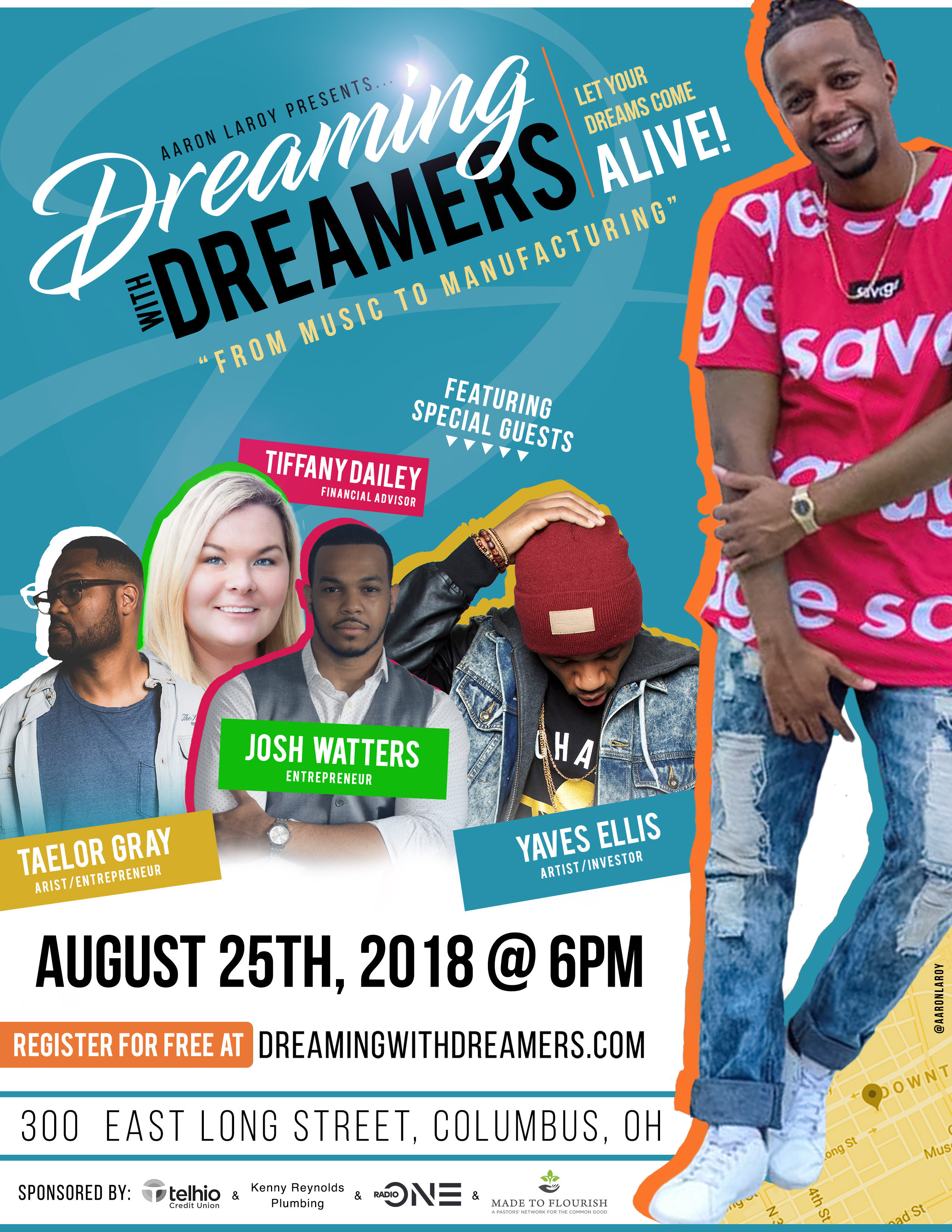 Dreaming with Dreamers