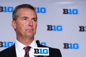 COLLEGE FOOTBALL: JUL 24 Big Ten Football Media Days