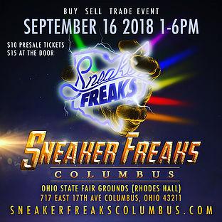 Sneaker Freaks Columbus Fall 2018